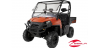 FLIP-UP POLY WINDSHIELD FOR RANGER 800 FULL SIZE BY POLARIS