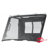LOCK & RIDE HARD COAT POLY WINDSHIELD FOR MID SIZE RANGER BY POLARIS