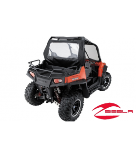 CANVAS REAR PANEL- RZR 570, 800, 900 BY POLARIS