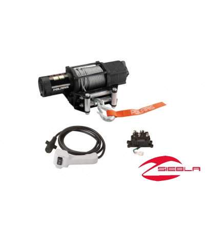 POLARIS HD INTEGRATED 4500 LB. WINCH FOR XP 900 & CREW 900
