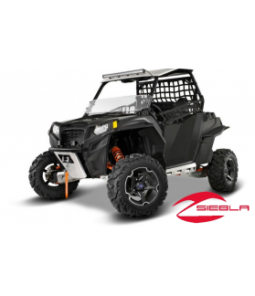 BLACK DOORS- RZR 570, 800, 900 BY POLARIS