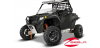 BLACK DOORS- RZR® 570, 800, 900 BY POLARIS®
