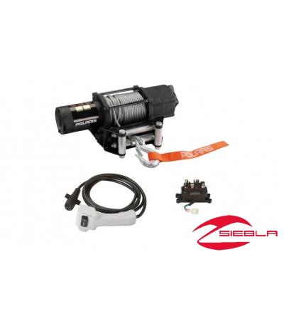POLARIS HD MULTI-MOUNT 4500 LB. WINCH FOR XP 900 & 900 CREW