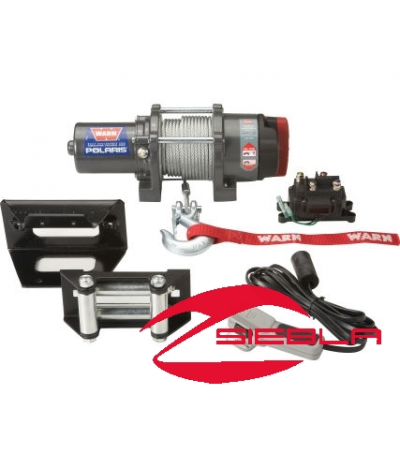 WARN INTEGRATED RT 3.0 WINCH KIT FOR MID SIZE RANGERS