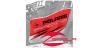 RED RACING DOOR GRAPHICS- RZR® 570, 800, 900 BY POLARIS®