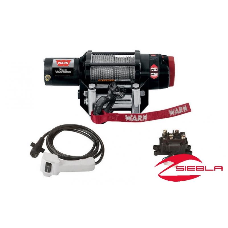 Warn Pro 4500 Lb  Integrated Winch For Full Size Ranger