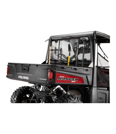 LOCK & RIDE HEADACHE RACK WITH TOOL HOLDERS FOR RANGER 900 BY POLARIS