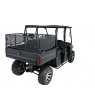 LOCK & RIDE BED WALL EXTENDERS FOR FULL SIZE RANGERS BY POLARIS