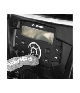 DASH MOUNTED AUDIO KIT FOR RANGER 900 & 900 CREW BY POLARIS
