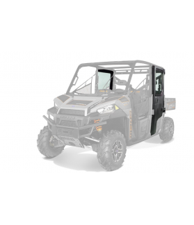 POLY REAR DOORS FOR RANGER 900 CREW BY POLARIS