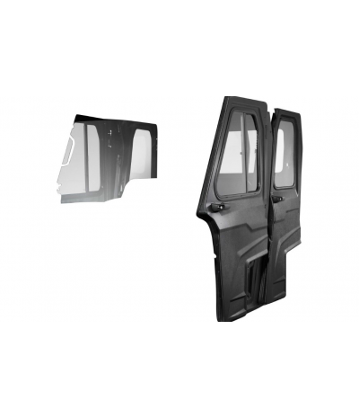 LOCK & RIDE POLY DOORS FOR MID SIZE RANGER CREW BY POLARIS