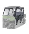 CANVAS FRONT AND REAR DOORS FOR MID SIZE RANGERS BY POLARIS