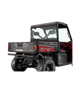 LOCK & RIDE PRO-FIT GLASS REAR PANEL FOR RANGER 900, 900 CREW BY POLARIS