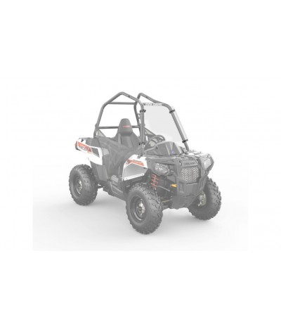 SPORTSMAN ACE™ LOCK & RIDE FULL POLY WINDSHIELD BY POLARIS