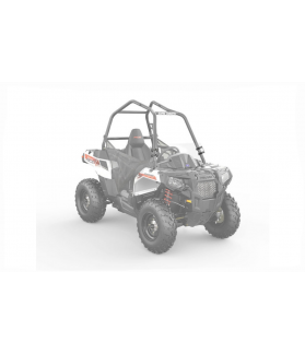 SPORTSMAN ACE™ LOCK & RIDE MID POLY WINDSHIELD BY POLARIS