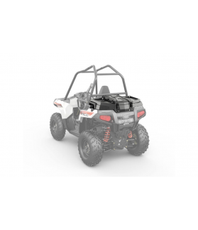 SPORTSMAN ACE™ LOCK & RIDE REAR CARGO BOX BY POLARIS