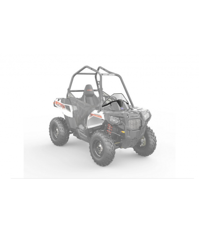 SPORTSMAN ACE™ LOCK & RIDE® SPORT POLY WINDSHIELD BY POLARIS®