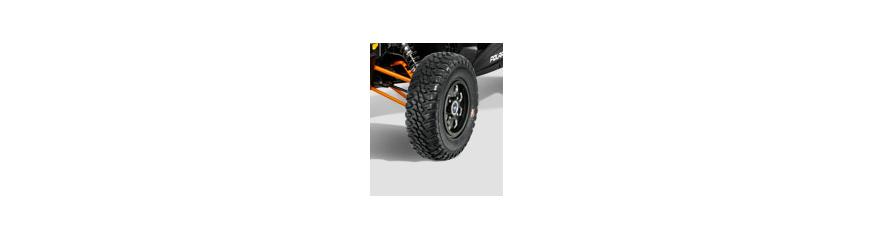 Rims, Tires & Tracks