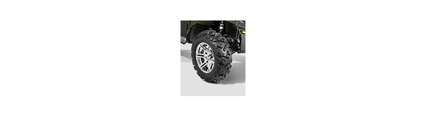 Llantas y Neumáticos
